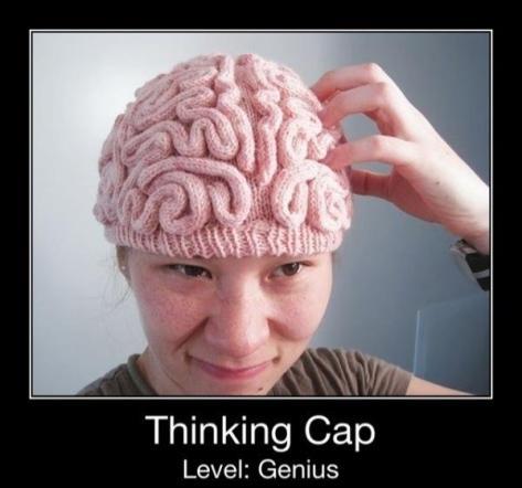 Thinking-cap